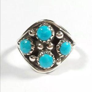 Jewelry - Navajo Multi-stone Turquoise & 925 by Ida McCray